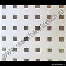 statische raamfolie melkglas vierkanten