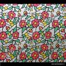 Raamfolie-rode-bloem-675cm