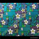 Statische raamfolie Provence 90cmx1,5m