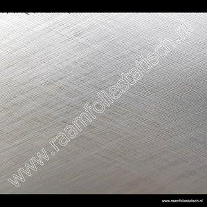 Statische raamfolie Ilva (geborsteld) 67,5cm x 1,5meter