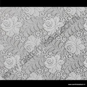 Statische raamfolie Kant Rozen 67,5cmx1,5m