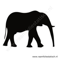 Olifant-sticker