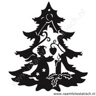 Kerstboom-met-engel-sticker