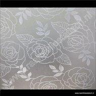 raamfolie rozen 45cm